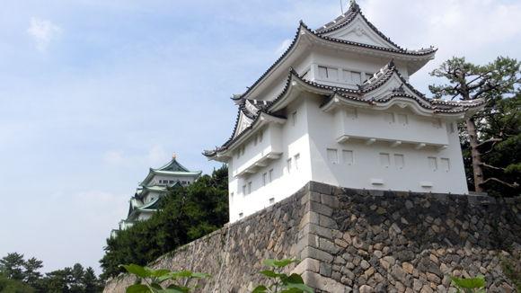 名古屋城西南隅櫓